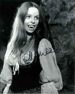 Lalla Ward from Dr Who